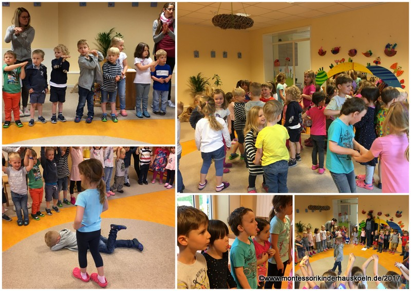 Kindergarten Singkreis